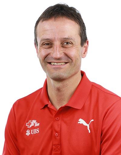 Christoph Seiler, Präsident Swiss Athletics